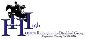 High Hopes Riding For The Disabled Group